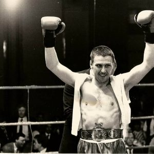 GARY HOBBS (Former Southern Area middleweight champion)